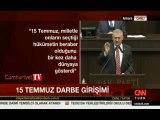Başbakan Yıldırım'dan idamdan dönüş sinyali