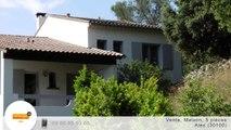 A vendre - Maison/villa - Ales (30100) - 5 pièces - 100m²