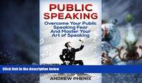 Big Deals  Public Speaking  Overcome Your Public Speaking Fear and Master Your Art of Speaking