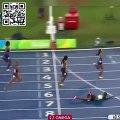 Rio 2016 / 400 metre atletizm finalinde Shaunae Miller bitiş çizgisine uçarak altın madalya kazandı