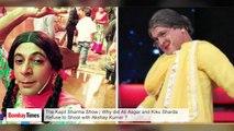 The Kapil Sharma Show   Why did Ali Asgar and Kiku Sharda Refuse to Shoot with Akshay Kumar ?