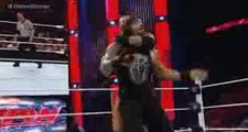 Wwe Raw 19 July 2016 Randy Orton Return on Smackdown and attack Roman Reigns Full HD