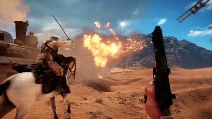 Official Gamescom Trailer de Battlefield 1