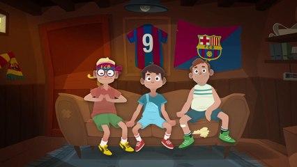 Video App FCB - Vídeos de Humor del F.C. Barcelona