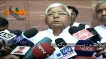 Lalu Prasad 14 Aug Funny Tezabi Totay 2016