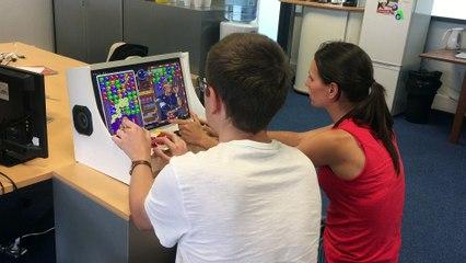 On se la joue Arcade au bureau!