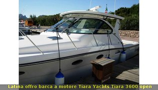 barca a motore TIARA YACHTS Tiara