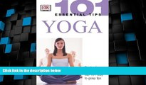 Big Deals  Yoga (101 Essential Tips)  Best Seller Books Most Wanted
