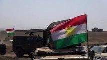 Peschmerga-Kämpfer greifen IS-Miliz im Irak an