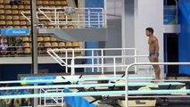 JO - Plongeon - Amsyar Ahmad Azman fait un énorme plat