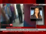 Canlı Yayında İmc TV kameramanı ve muhabirine polis saldırısı