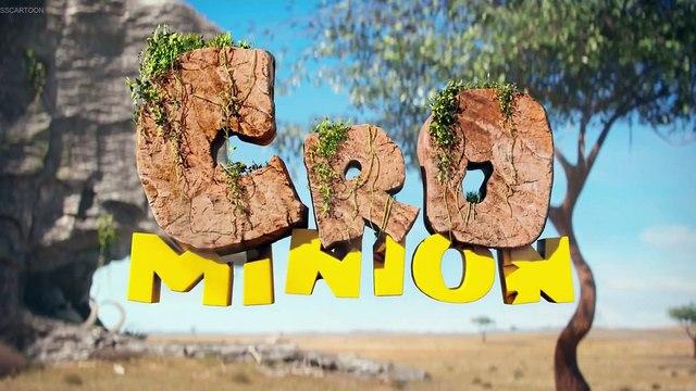 New Despicable Me Minions Mini Movies - Cro Minions - Disney Movies for Kids