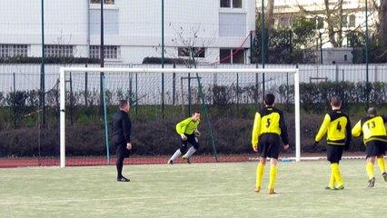 CSPA-FC Asnières 14/15 (2-2)