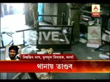 Vandalisation in police station: TMC MLA of Bangaon denies his party's connection