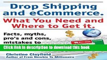 [Popular] Drop Shipping and Ecommerce, What You Need and Where to Get It. Dropshipping Suppliers