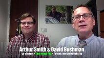 INTERVIEW David Bushman, Arthur Smith, authors, Twin Peaks FAQ