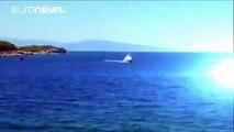 ΣΦΥΓΜΟΣ TV: Ελλάδα_ Θρήνος για την τραγωδία στην Αίγινα μετά την σύγκρουση σκαφών