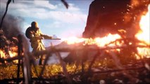 BATTLEFIELD 1 Gamescom Trailer Gameplay 2016 60FPS (PS4/XBOX ONE/PC)