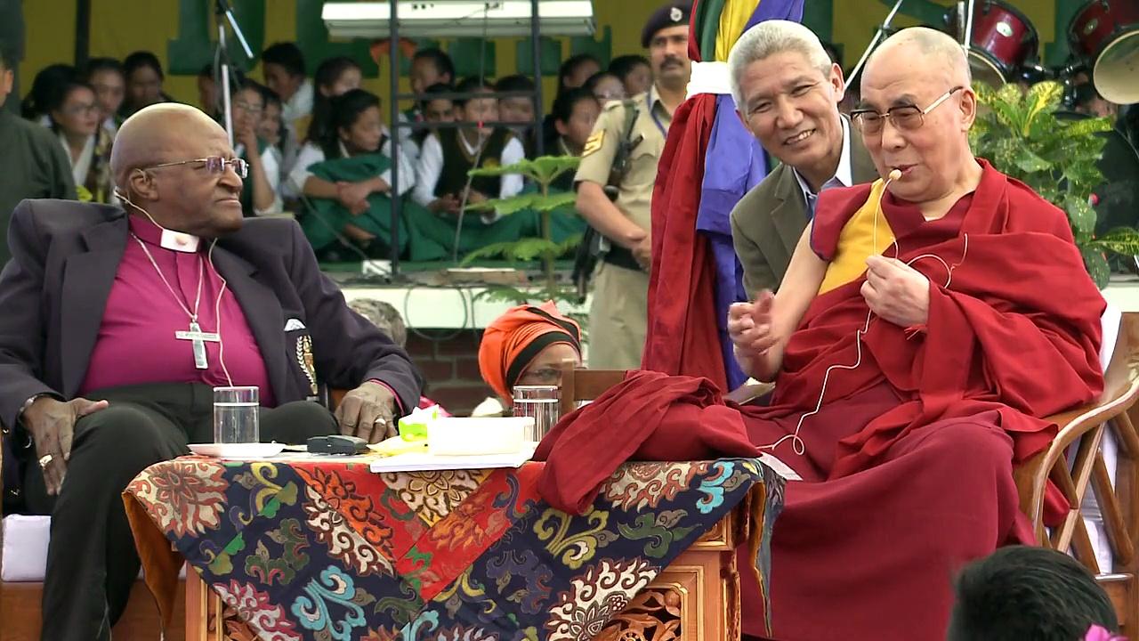 Dalai Lama – Tackling Anger