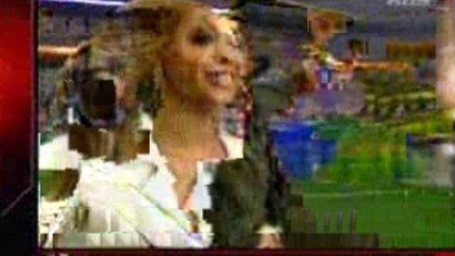 Beyonce Knowles - hymne américain - 2004 (live superbowl)