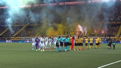BSC Young Boys - Borussia Mönchengladbach 16.08.2016 - 001