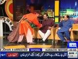 Joggi Baba,, Mazaaq Raat 16 August 2016 Nusrat Fateh Ali Khan Special - مذاق رات - Dunya News