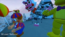 FNAF Epic Animation (Best Five Nights at Freddy's Animation,  Sister Location) -FNAF - Five Nights at Freddy's Animation