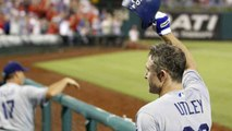 Utley Hits Slam in Return to Philly