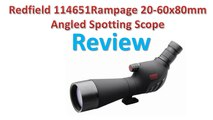 Redfield 114651Rampage 20-60x80mm Angled Spotting Scope Review - Best Spotting Scopes.