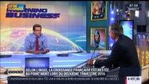 """16/08/2016 - Good Morning Business: Didier Demeestère - Marchés européens: """"On a un environnement très favorable pour les entreprises"""""""