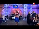Russian Girl Dance On Chikni Chameli In Russia Got Talent