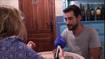 Jesus Carroza portagonista de 'Mar de Plastico' nos habla de su personaje en la 2ª Temporada de la serie