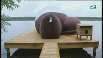 Un logement insolite en pleine nature, c'est ce que propose l'Aquascope