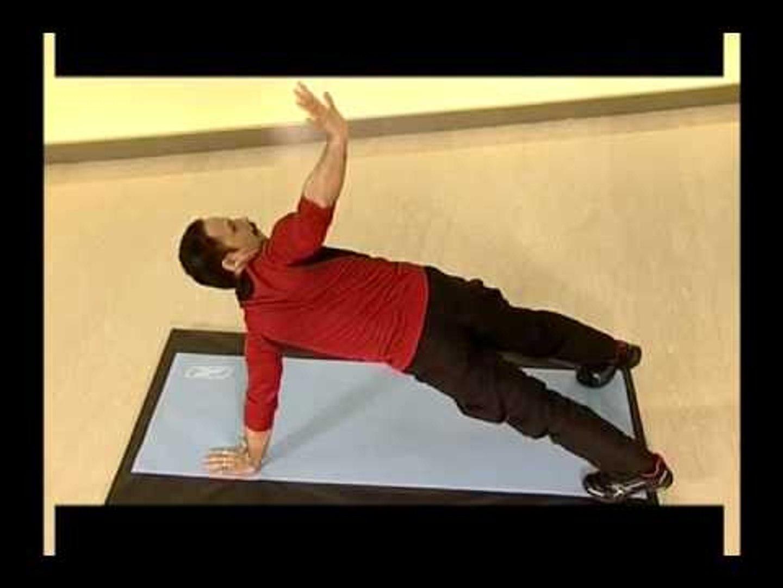 Metamorphise - Dynamic Plank Posture & Push Ups.