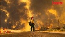 Incendies en Californie: plus de 82 000 personnes évacuées