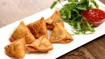 Keema Samosa Recipe   Minced Meat Samosa   The Bombay Chef – Varun Inamdar