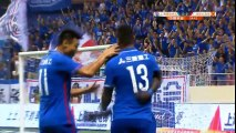 Obafemi Martins scores a brace to defeat Guangzhou