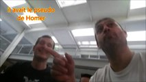 Marcus de Team G1 Gameone et Console + avec Professeur Djack d Alsace Brumath