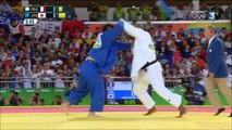 Teddy Riner Champion Olympique 2016 à Rio - Jeux Olympiques 2016