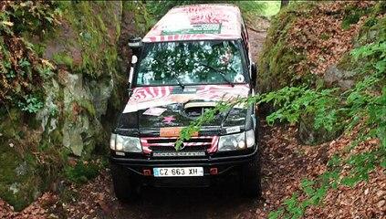 Rallye des Dames de Coeur à Matour (71)