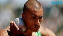 Decathlete Ashton Eaton Kicks Off Defense Of His Olympic Gold
