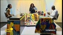 Le métier de tapissier-lissier dans Matin Bonheur de RTI 1 du 17 août 2016