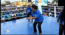 Clash Musical - 2e manche avec Hip Hop vs Comédiens-chanteurs du 23 juillet 2016-Partie 2
