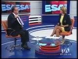 Enrique Ayala Mora expresó una réplica ante las acusaciones del gobierno