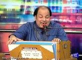 Little Nusrat Fateh Ali khan Found - Nusrat Fateh Ali Khan's Nephew Sings 'Allah Hu' in Mazaq Raat