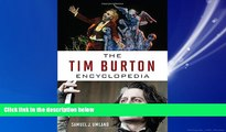 Online eBook The Tim Burton Encyclopedia