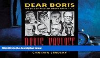 Choose Book Dear Boris: The Life of William Henry Pratt a.k.a. Boris Karloff