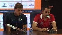 Medipol Başakşehir Teknik Direktörü Abdullah Avcı Zorlu Shakhtar Donetsk Maçı Öncesi Basın...