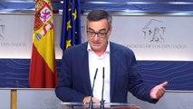 """Villegas sobre las """"no noticias"""" de Rajoy"""
