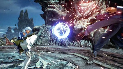 Présentation du personnage de Lee Violet de Tekken 7